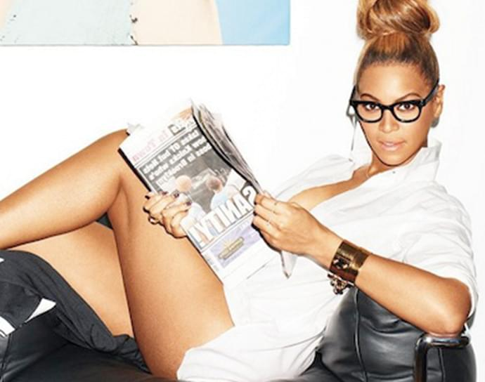 89cac54ee9e Beyonce Glasses – Celebrity Glasses Spotter