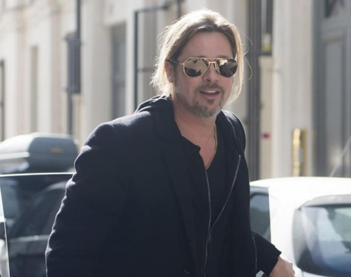 f70556dc4e Brad Pitt Sunglasses – Celebrity Sunglasses Spotter