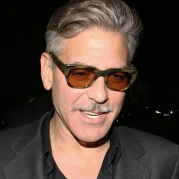 4416a71d9ac George Clooney in Tom Ford Snowdon Sunglasses - Celebrity Sunglasses ...