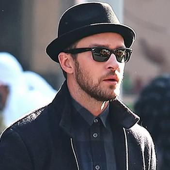 08d708906 Justin Timberlake in Ray-Ban New Wayfarer Sunglasses– Celebrity ...